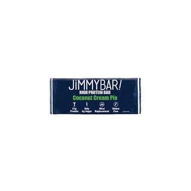 Jimmybar Protein Crunch Bar Coconut Cream Pie