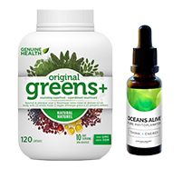 Shop Greens & Antioxidants