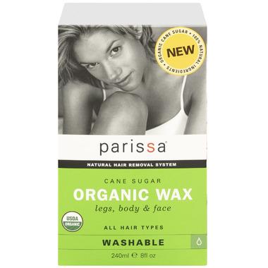 Parissa Cane Sugar Organic Wax for Legs, Body & Face