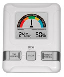 Bios Indoor Hygrometer with Bios Comfort Scale