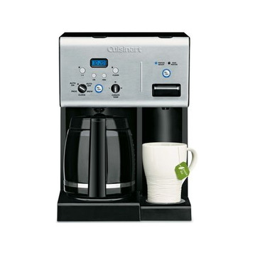 Cuisinart 12-Cup Programmable Coffeemaker & Hot Water System
