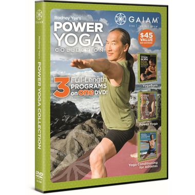 Rodney Yee\'s Power Yoga Collection