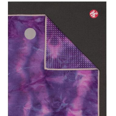 Manduka yogitoes Skidless Towels HandDyed Groovy Magic