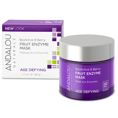 ANDALOU naturals BioActive 8 Berry Fruit Enzyme Mask