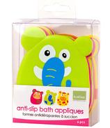 Kushies Anti-Slip Bath Appliques