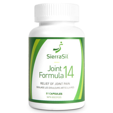 Sierrasil Joint Formula14 Capsules