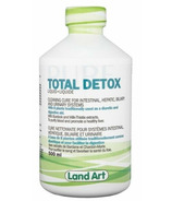 Land Art Total Detox Liquid