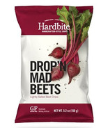 Hardbite Lightly Salted Beet Handcrafted Chips