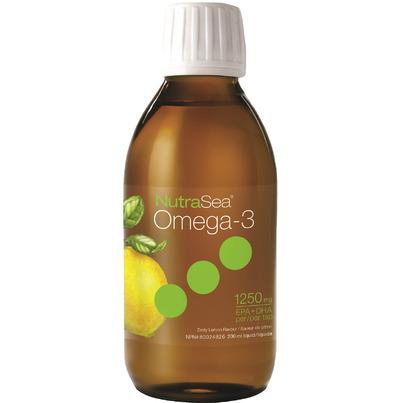 Buy nutrasea omega 3 liquid 200 ml online in canada free for Omega 3 fish oil liquid