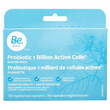 Be Better Probiotic
