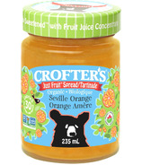 Crofter's Organic Seville Orange Just Fruit Spread