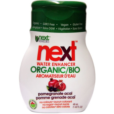 Next Remedies Organic Water Enhancer Pomegranate Acai