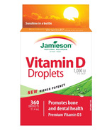 Jamieson Vitamin D Droplets