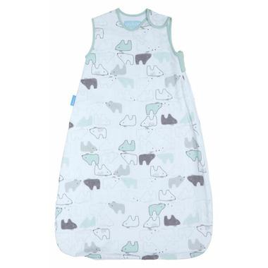Grobaby Baby Sleep Bag Lightweave 1.0 Tog Busy Bears