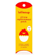 Lollacup Replacement Straw Pack