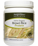 Progressive Organics Brown Rice Protein