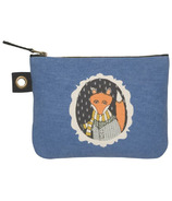 Danica Studio Cameo Large Zip Pouch