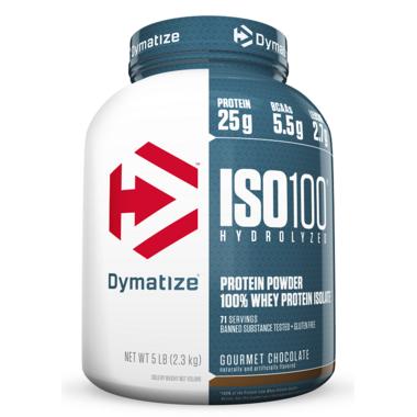 Dymatize Nutrition ISO 100 Hydrolyzed Whey Protein