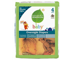 Natural Disposable Diapers