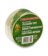 Duck Heavy-Duty Carton Sealing Tape