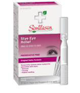 Similasan Stye Eye Relief Single-Use Droppers