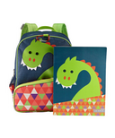JJ Cole Toddler Backpack Dragon
