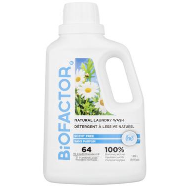 BiOFACTOR Natural Laundry Wash