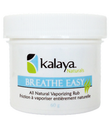 Kalaya Naturals Breathe Easy Vapo Rub