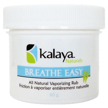 Kalaya Naturals Breathe Easy Vapo Rub