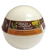 Hugo Naturals Fizzy Bath Bomb Creamy Coconut