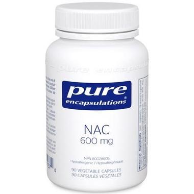 Pure Encapsulations NAC (n-acetyl-l-cysteine)