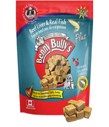 Benny Bully's Beef Liver Plus Fish Cat Treats