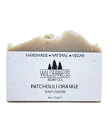 Wilderness Soap Co. Patchouli Orange Soap