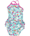 Banz One Piece Swimsuit Floral