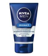 Nivea Men Originals Exfoliating Face Scrub