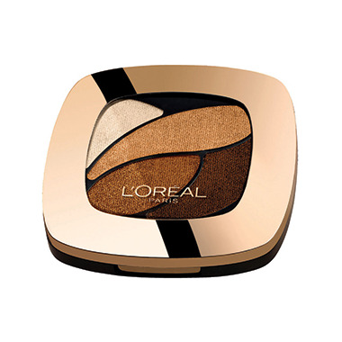 L\'Oreal Paris Colour Riche Luminous Ombres Infinite Bronze Quad