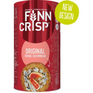 Finn Crisp Original Rye Round Crispbreads