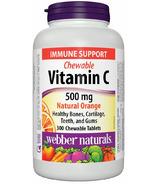 Webber Naturals Vitamin C 500 mg