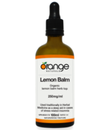 Orange Naturals Lemon Balm Tincture