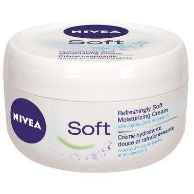 Nivea Soft Moisturizing Cream