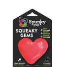 Spunky Pup Heart Squeaker