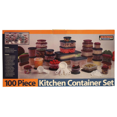 buy 100 kitchen container set from canada at well ca