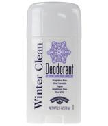Nature's Gate Winter Clean Deodorant Stick Fragrance Free
