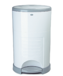Dekor Plus Diaper Pail White