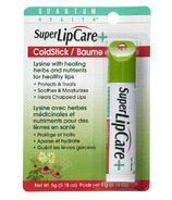 Quantum Health Super LipCare+ ColdStick with Lysine