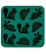 Kikkerland Woodlands Ice Tray