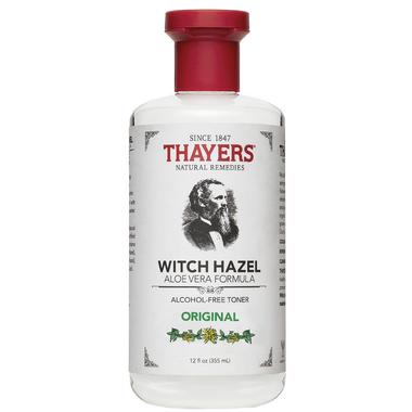 Thayers Original Witch Hazel with Aloe Vera Formula Toner