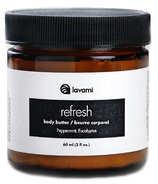 Lavami Refresh Body Butter