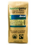 Mountain Gems Organic Dark Roast Decaf