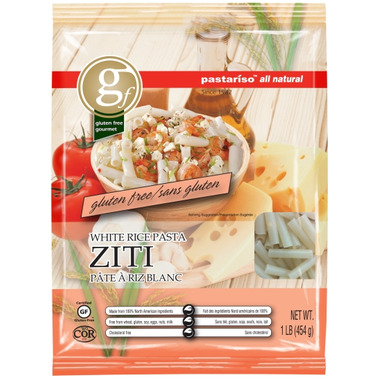 Pastariso White Rice Ziti